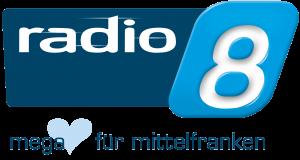 Radio 8 mit Megaherz farbig
